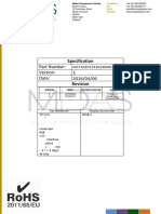 Pinout Panatalla LCD 10.1
