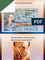 oncofertilitatea prezentare modificata