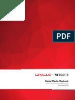 Oracle NetSuite Playbook
