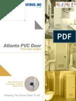 PVC Door Brochure
