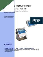 PUEC31 User Manual ES