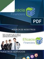 Eficacia Financiera