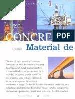Concreto Material de Construccion Del Siglo XXI