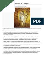 Exégesis Patrística Escuela de Antioquía y Alejandría