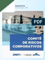 Comitê de Riscos Corporativos do DNIT