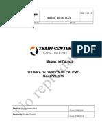MC-01 Manual Calidad