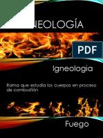 Igneologia