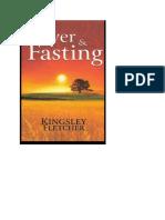 Ayuno y Oracion - Kingsley Flecher