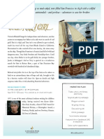 Gold Rush Girl by Avi Press Release