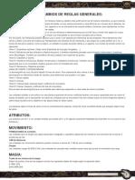 Warhammer (8.5) Resumen