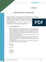 Texto5 Polarización Del Transistor