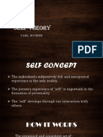 theory of self concept