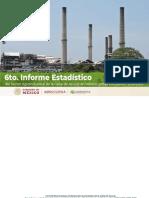 6to. Informe Estadístico 2018-2019