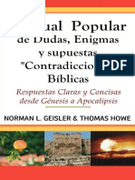 Manual Popular de Dudas, Enigmas y supuestas Contradicciones Bíblicas (Norman L. Geisler & Thomas Howe).pdf