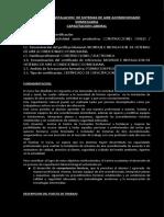 Montaje e Instalación de de Sistema de Aires Acondicionado Domiciliaria