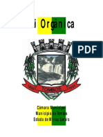Lei Organica Tombos