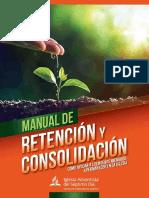 Manual de Retencion y Consolidación