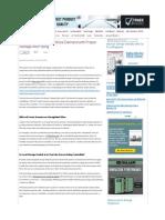 Artificial Demand in Pneumatics