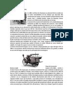 El Automóvil y Su Historia