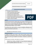Formulario Especificaciones Tecnicas - Profundización Villa Olímpica 14-06-16