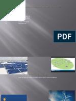 Solar and Wind Turbines