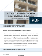 2 - Diseño a Flexion de Vigas
