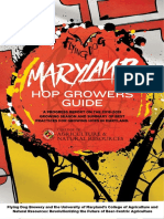 Fall 2019 Maryland Hop Growers Guide
