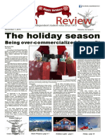 The Triton Review, Volume 32 Issue 4, Published December 7 2015