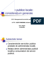 Politici publice