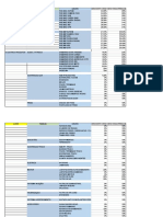 Tabela de Descontos 01-09-19