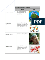 aden ramirez - resources in ecosystems   vocabulary
