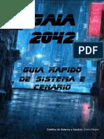 GAIA 2042 - Info Do Cenário