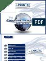 Presentación Servicios ISO 10667