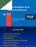 1 - Potencial Geológico Región Atacama - R. Moscoso - Sernageomin