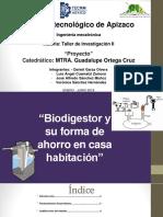 Presentacion de Biodigestor-1