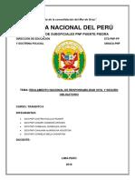 Reglamento Nacional de Responsabilidad Civil