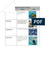 esteban jimenez araiza - resources in ecosystems   vocabulary