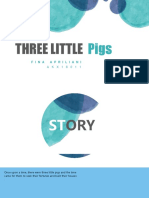 Fina - MTT Material - Story Telling - Three Little Pigs