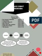 Interaksi Obat Antimikroba