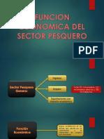 Funcion Economica Del Sector Pesquero