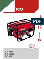 367407-manual-gerador-b4t-2500s-b4t-2500se-b4t3500