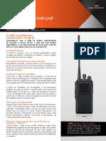 Catálogo VX-231 Port