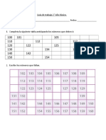 Guía Matematica Hasta 150