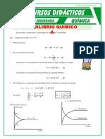 Equilibro quimico
