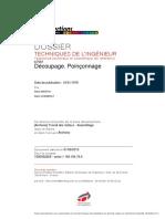 Découpage_poinçonage