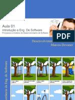 Aula 01 - Processos e Modelos de Desenvolvimento de Software