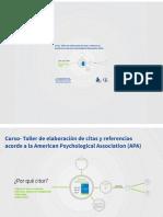 Presentación APA PDF