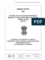 GDP Report- Q1_2019