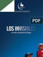 Los Invisibles Estado de La Educacion en Mexico 2014