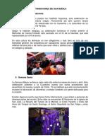 5 Tradiciones de Guatemalaa